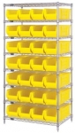 WR8-950 Wire Shelving Unit