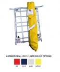 Antimicrobial KD Basket Truck