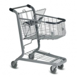 E Series Wire Shopping Cart