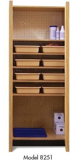 Therapy Storage System 187 Rxshelving